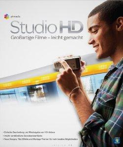 SZOFTVER PINNACLE STUDIO 14 HD RETAIL