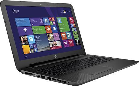 NOTEBOOK HP 250 G4 T6Q97EA#AKC FEKETE