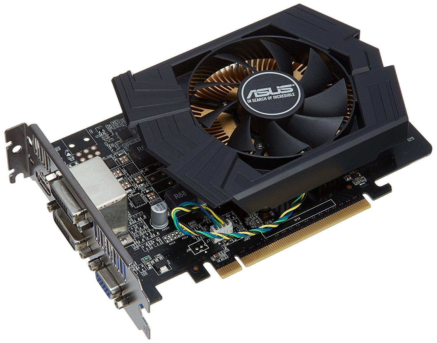 VGA GF ASUS GTX750 Ti-PH 2GB DDR5 PCI-E