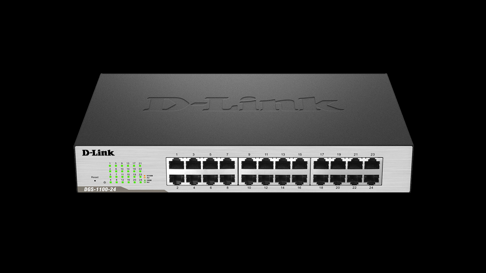 HÁLÓZATI SWITCH DLINK DGS-1100-24 24PORT